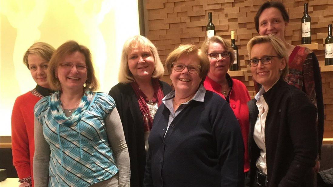 Vorstand der Frauen Union Melle